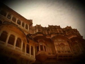 JHAROKHA, MEHRANGARH FORT ARCHITECTURE, TOURIST ATTRACTION IN JODHPUR RAJASTHAN