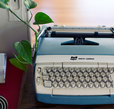 10 Signs You Were Born To Write