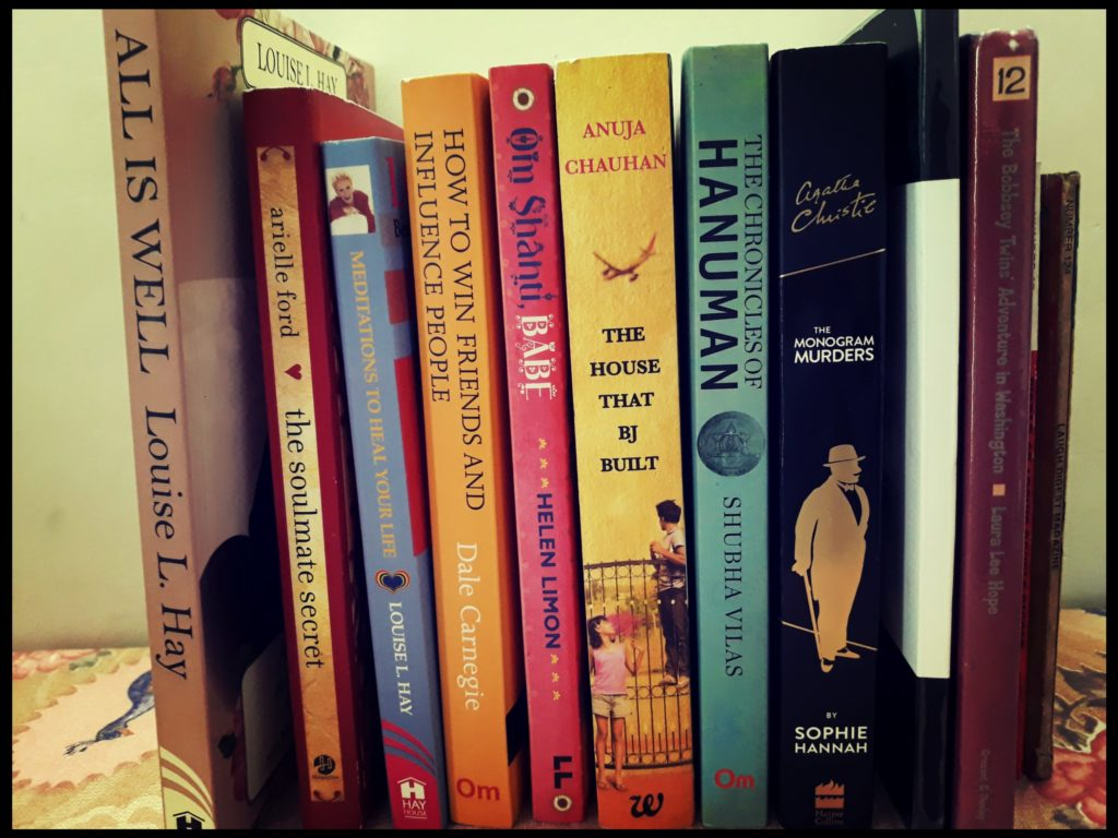 Collection of Books for Writers