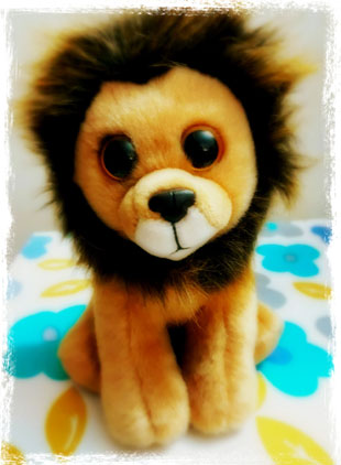 Leonard, the Lion
