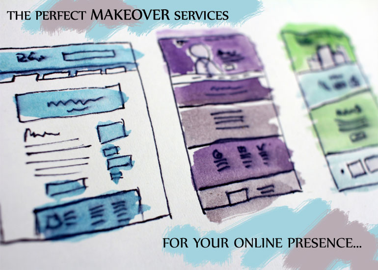 Content Rewriting, Editing & Makeover Services