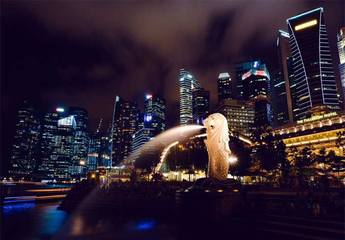 Sensational Singapore, Honeymoon Destination